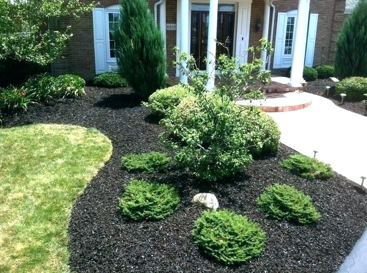 Rubber Mulch for Landscaping