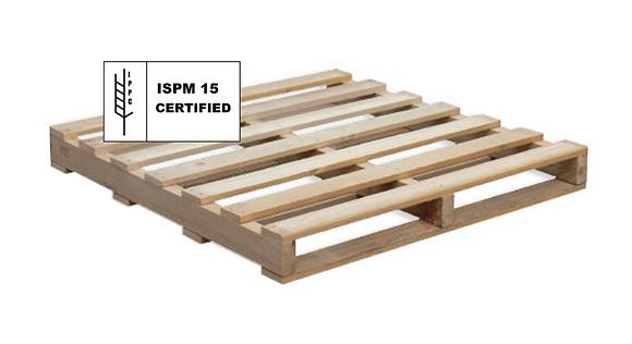 ISPM Treated Pine Pallet - NPT733