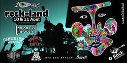Festival Rock-Land 2018 RS