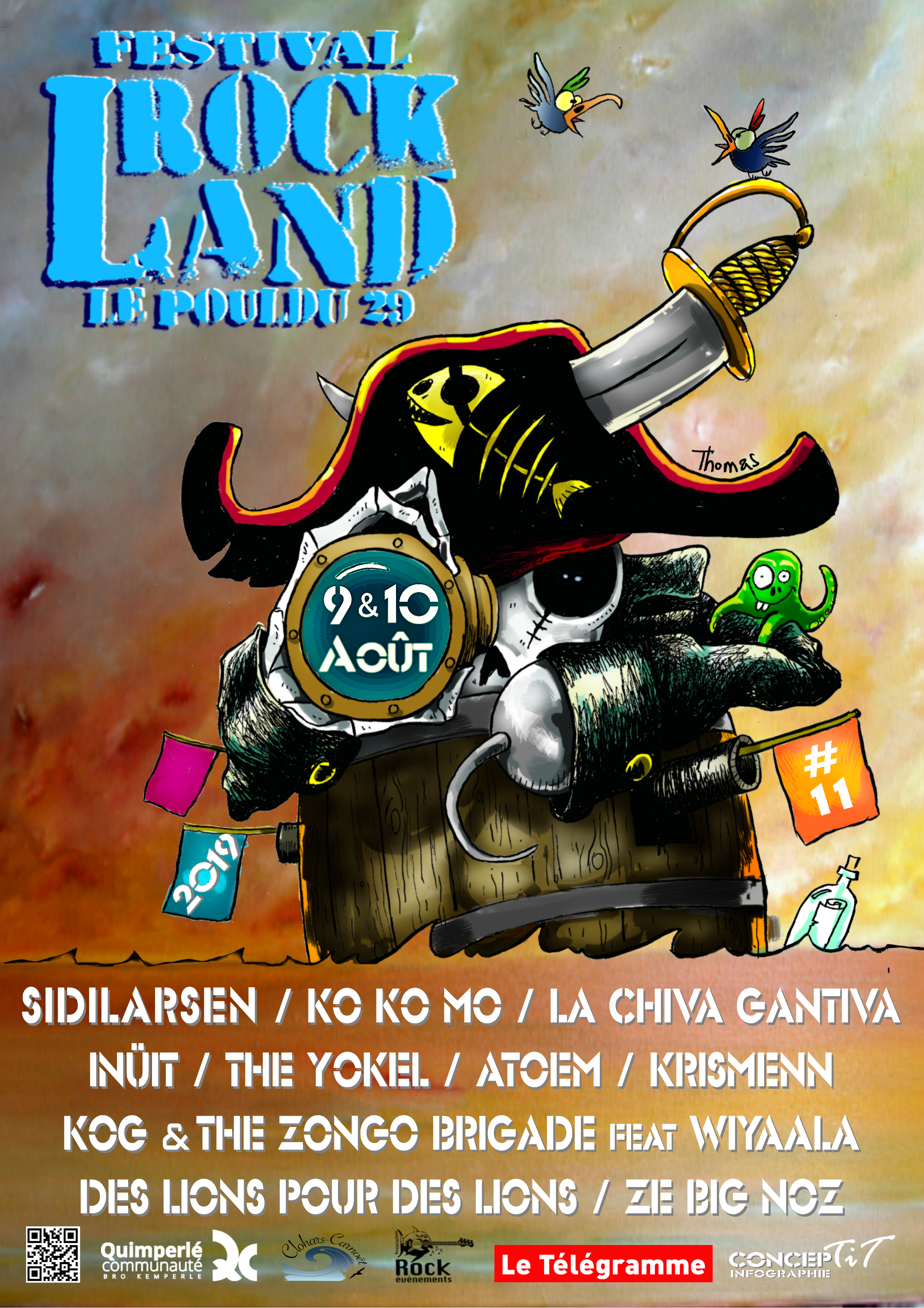Festival Rock-Land 2019