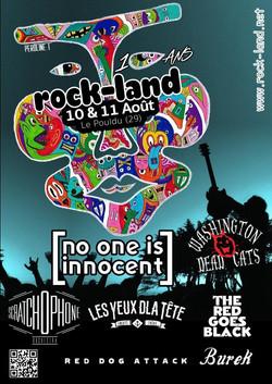 Festival Rock-Land 2018