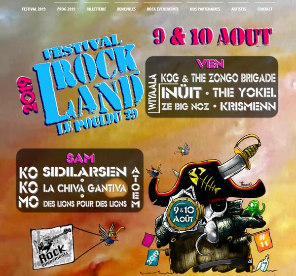 Festival Rock-Land