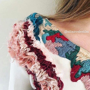 Coral Inspired Textiles