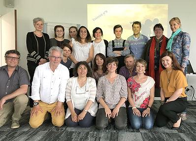 Séminaire d'initiation à la TFC à Lille - Mai & Juin 2018