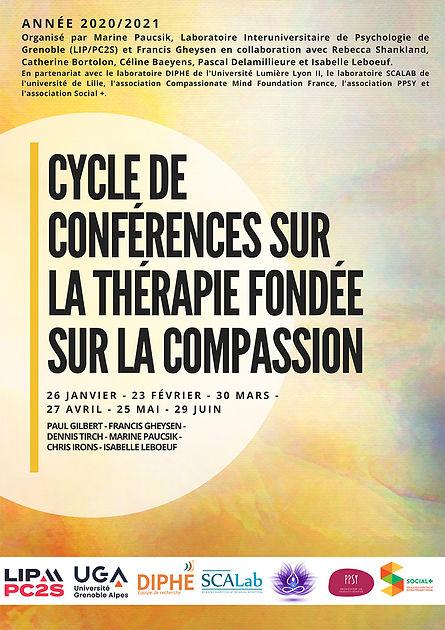 Cycle de conférences TFC