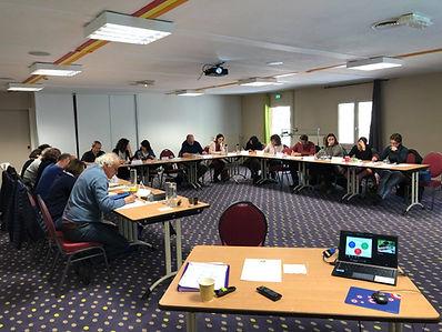 Séminaire d'initiation à la TFCà Périgueux - Mars 2019