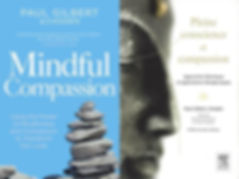 Livre de Paul Gilbert et de Choden : Mindful Compassion