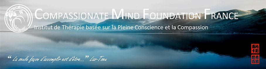 Formations Compassionate Mind Fondation France