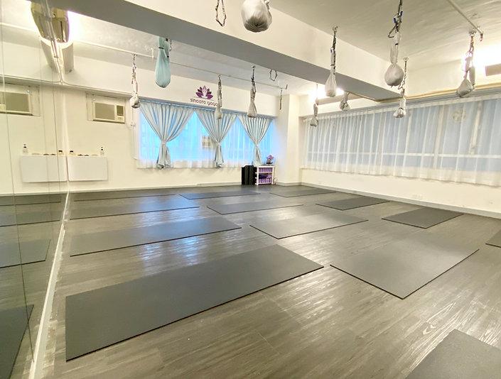Sincere Yoga HK 善瑜伽   觀塘瑜伽   國際認可瑜伽導師證書課程   Kwun Tong Yoga