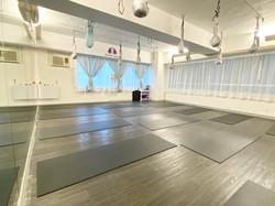 Sincere Yoga 善瑜伽 課室環境