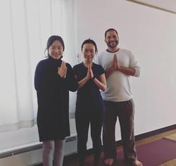日本福岡 - 慈善瑜伽工作坊
