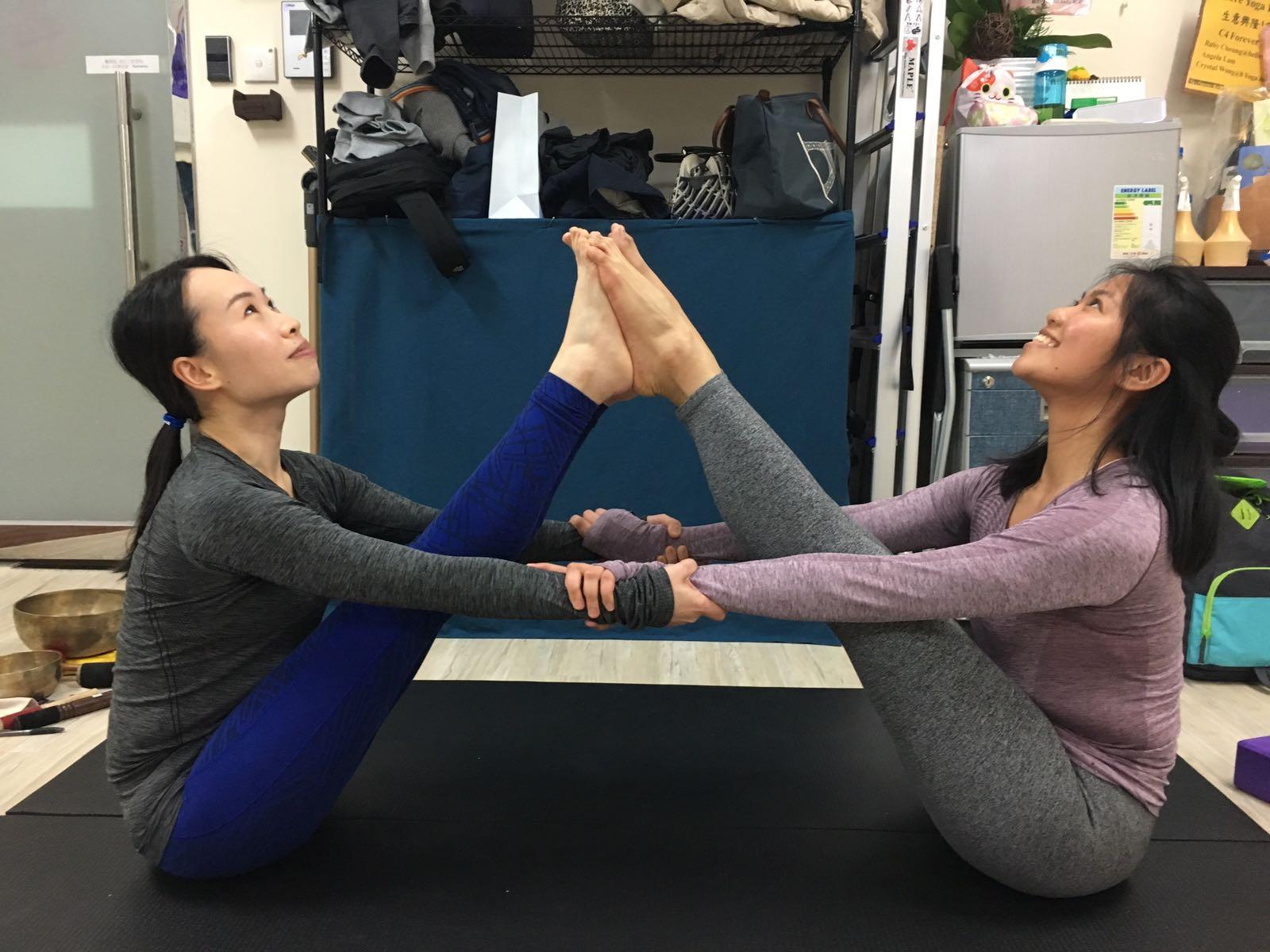 元宵節甜蜜雙人瑜伽工作坊