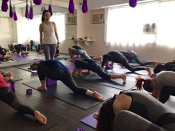 sincere yoga hk niki chan