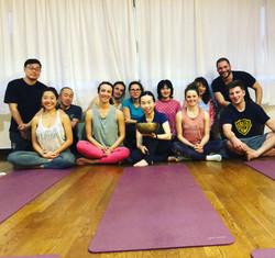 日本福岡慈善瑜伽