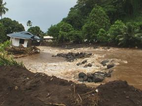Nos rivières en question suite aux inondations