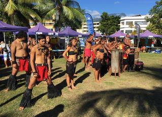 L'océan célébré à Tahiti