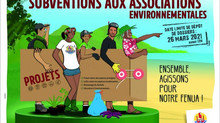 1er appel à projets 2021 en faveur des associations environnementales