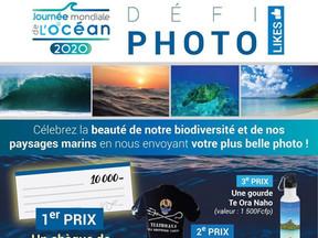 Un défi photo pour célébrer la Journée Mondiale de l'Océan