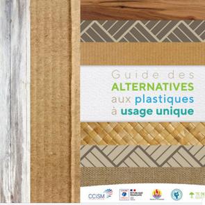 Guide des alternatives aux plastiques à usage unique