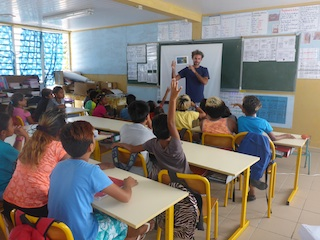 Aire Marine Educative de Raroia