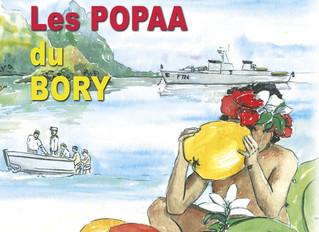 Les Popaa du Bory, bonne action pour le Fenua.