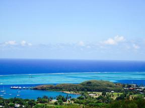 Pointe TATAA, site légendaire sacré