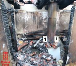 Recomendaciones de la Policía Foral para el uso correcto de chimeneas, estufas, braseros y calderas