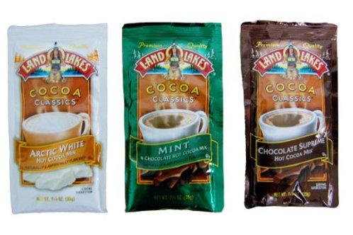 Land O Lakes Classics Hot Cocoa Mix Variety Pack