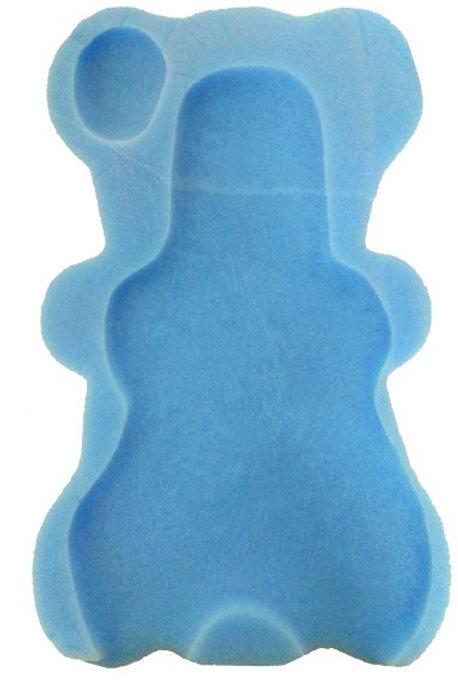 Bathtime Bear Bathing Sponge (Blue)