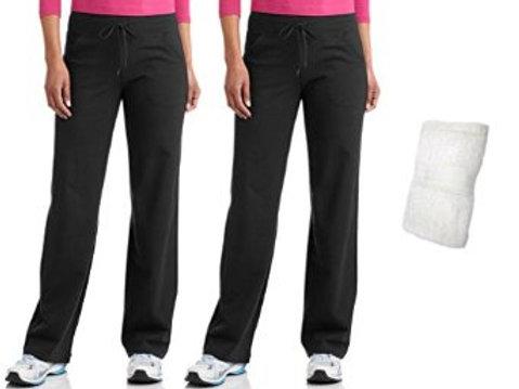 Danskin Now Women's Dri More Relaxed Pants