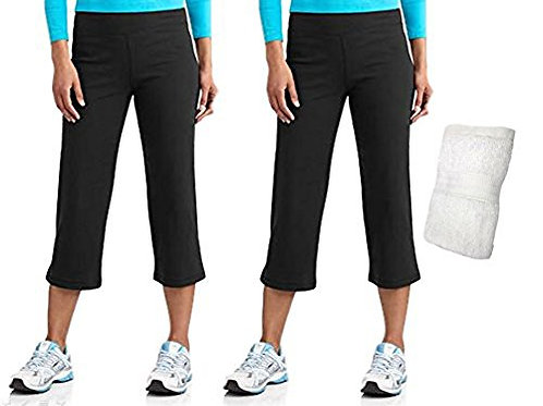 Danskin Now Dri-More Stretch Core Capri Pants (XL)