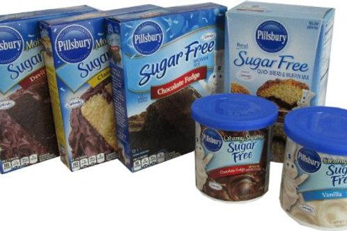 Pillsbury Sugar Free Desserts Bundle