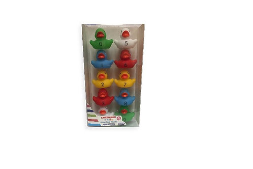 Rubber Ducks for the Bath tub by Scholastic