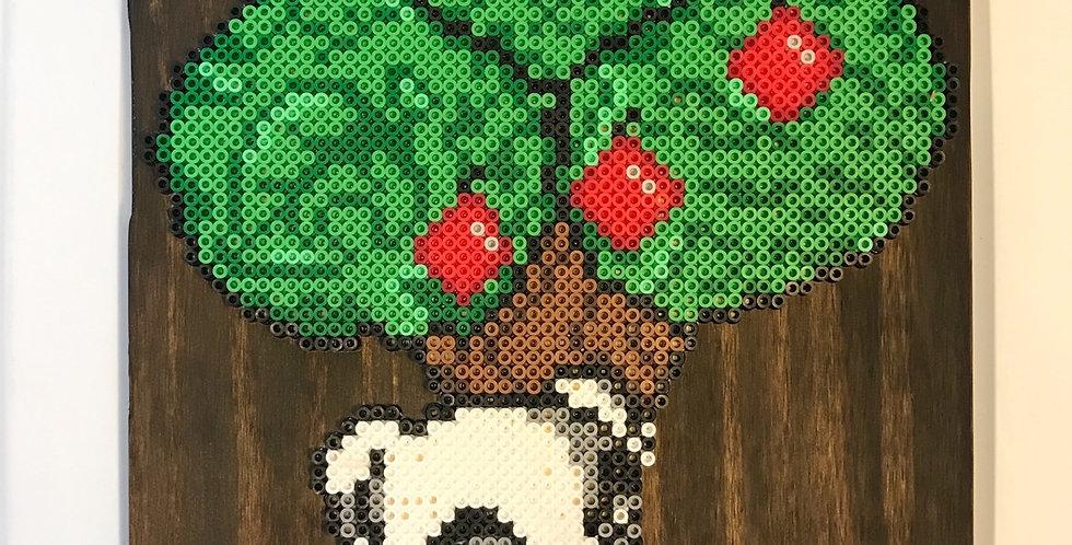 KK Slider Animal Crossing Pixel Art