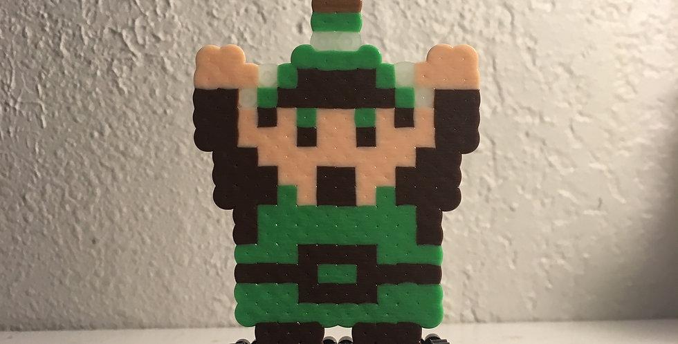 Link w/ Sword Figure
