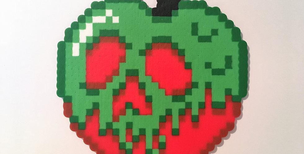 Poison Apple Pixel Art