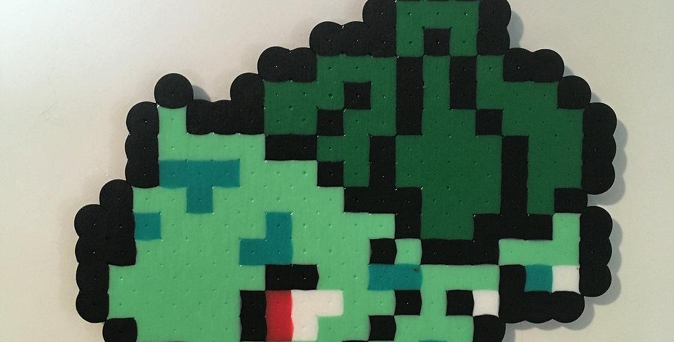 Bulbasaur Pixel Art