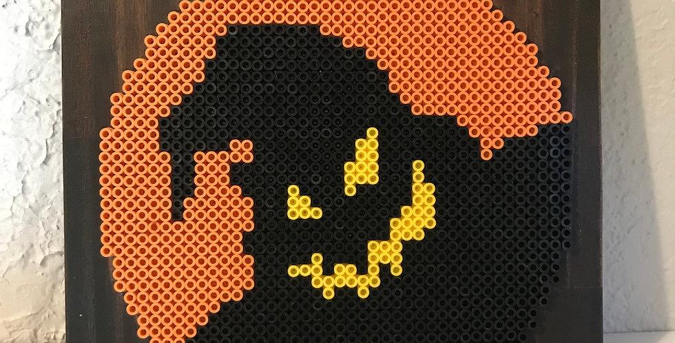 Oogie Boogie Pixel Art