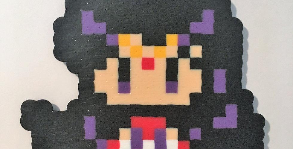 Sailor Mars Pixel Art