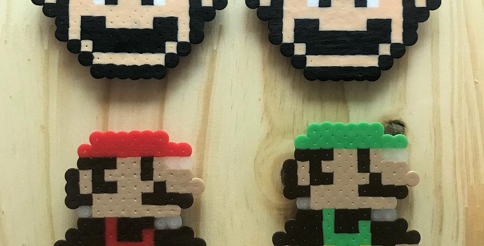 Mario Magnets