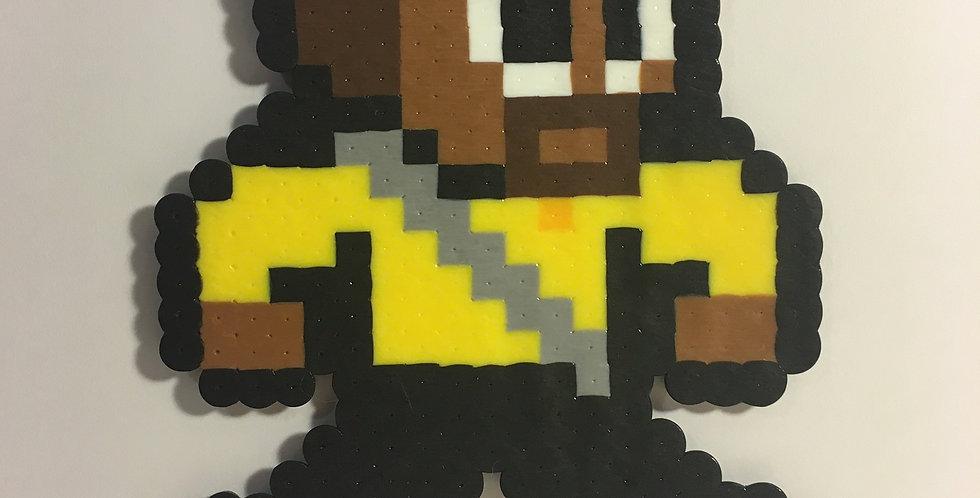 Lt. Wharf Pixel Art