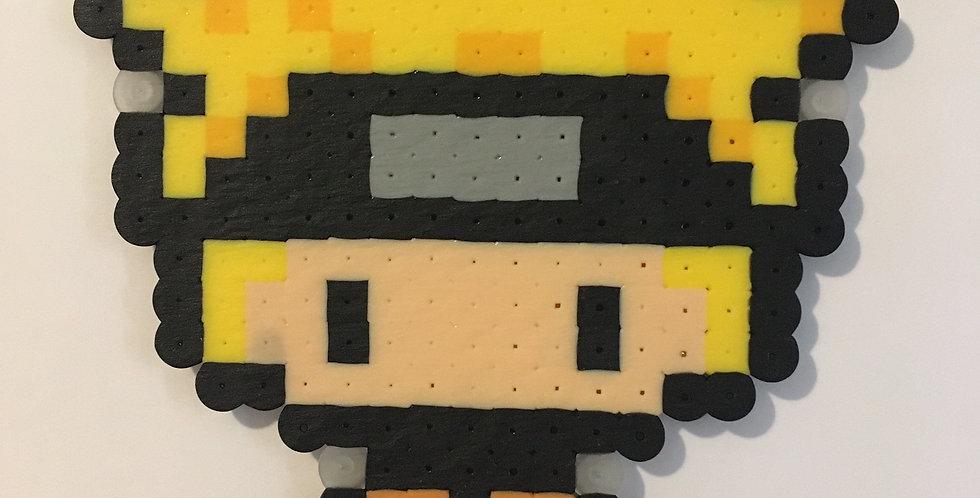 Naruto Pixel Art