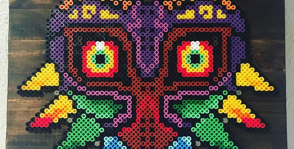 Majora Mask Pixel Art