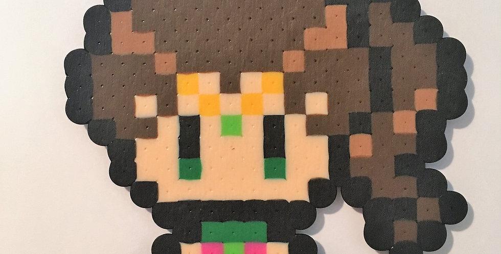 Sailor Jupiter Pixel Art