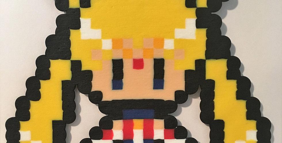 Sailor Moon Pixel Art