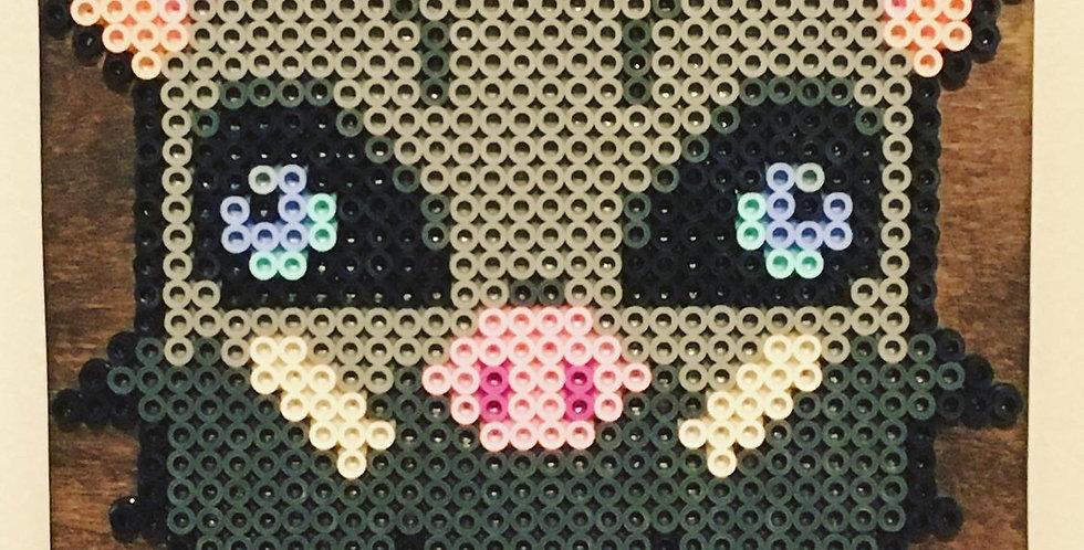 Inosuke Hashibira Pixel Art