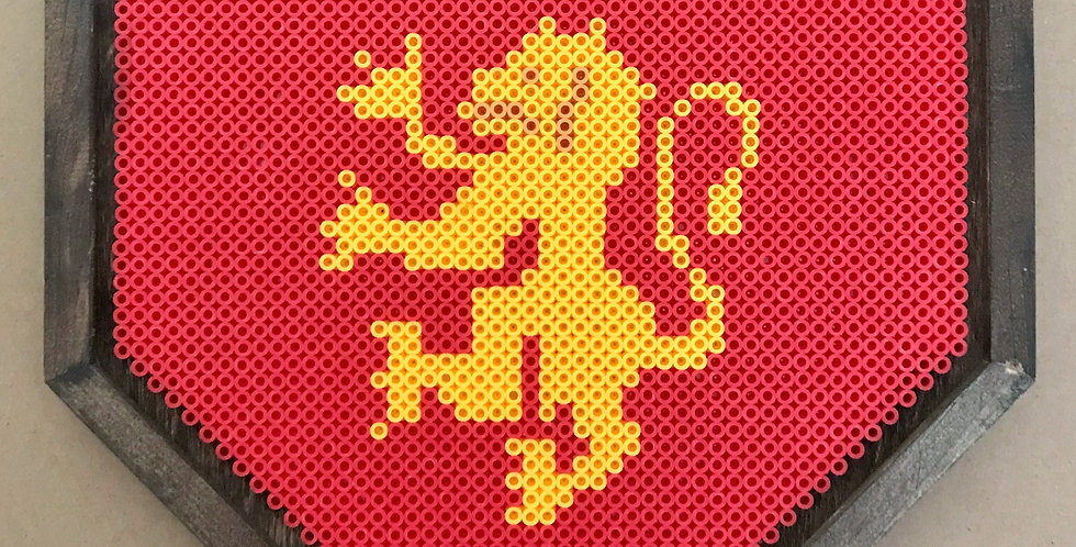 Gryffindor House Crest