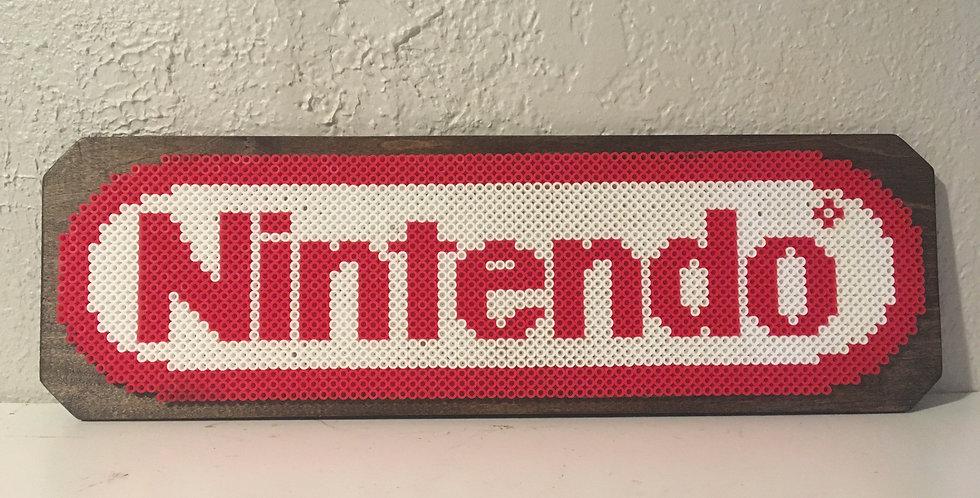 Nintendo Pixel Art