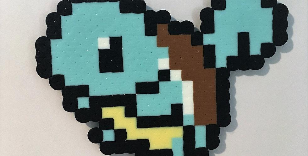 Squirtle Pixel Art