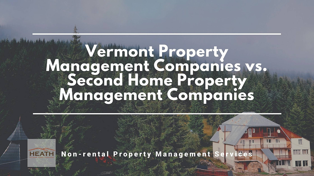 vermont property management companies